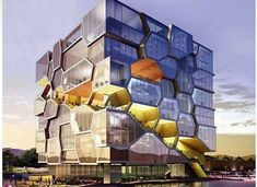 Amazing Architecture: 11 Incredible Buildings From The Future (PHOTOS, POLL)