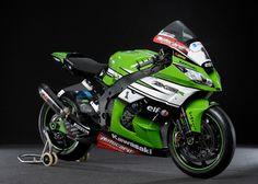 Sykes' Kawasaki, Australian WSBK test and race, 2014