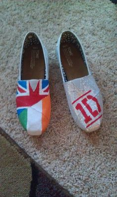 One Direction Toms