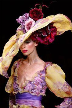 Valentino haute couture show
