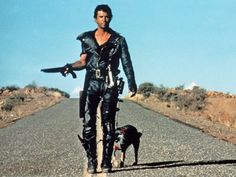 The Road Warrior was my favorite movie for years...could there be a better anti-hero than Mad Max? I had this poster on my wall for years.