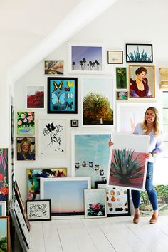Jenny's Print Shop—affordable prints and lots of framing advice!