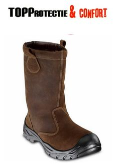 Cizme de protectie piele de bivol Convellite S3 Bearpaw Boots, Riding Boots, Shoes, Fashion, Horse Riding Boots, Moda, Zapatos, Shoes Outlet, Fashion Styles