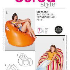 Burda Style, Beanbag chair