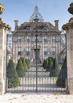 Nether Lypiatt Manor, Gloucestershire- England