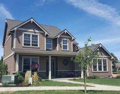 The Mt Rainier 3217 Home Plan Adair Homes House