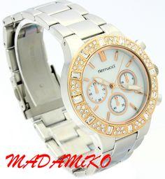 496c9861f8b3 Model, Michael Kors Watch, Bracelet Watch, Bracelets, Accessories, Watches,  Charm Bracelets, Economic Model, Bangles