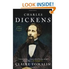 claire tomlins, *charles dickens: a life*.