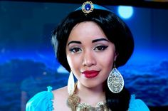 Princess Jasmine #tutorial #makeup