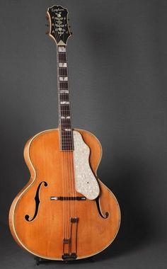 1940 Epiphone Emperor Archtop Guitar