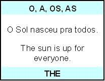 With These Flashcards English Portuguese, The Portuguese Language Will Be Always on Your Mind!