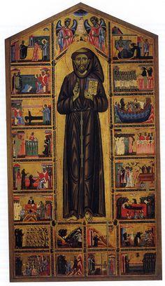 1254 ap MSFBardi Fi SCroce055 Florence, Santa Croce, Chapelle Bardi