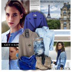 """Turtleneck"" by spenderellastyle on Polyvore"