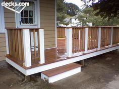 1000 Images About Deck Stairs Ideas On Pinterest Decks