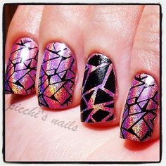 This is such a cool idea, also, the purple holo is to die.