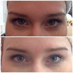Quick and easy brow tint and tweeze! Only takes MINUTES!!! Come in loves!!