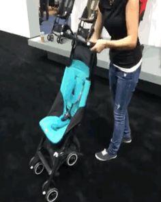 katlanabilir bebek arabası