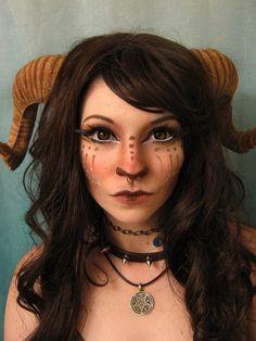 Halloween Makeup For Women - 60 Creepy Makeup Ideas   Family Holiday