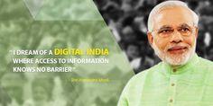 Impact of Digital India by 2019: #digitalindia #godigital