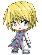 Hunter x Hunter: Kurapika by SilverHyena.deviantart.com on @deviantART