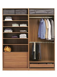 Wardrobe from Ikea     Storage For Hoarders - New Home Finder