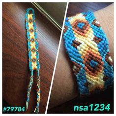Photo of #79784 by nsa1234 - friendship-bracelets.net