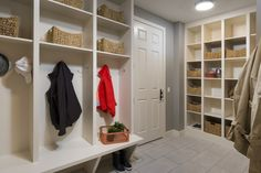 Mudrooms: Keeping your home clean with versatility