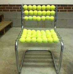 Tennis-Chair-by-Gabriel-Coch / Sedia tennis #tennis