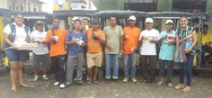 Santa Lucia #LeoClub (Ecuador) provided lunch to people in their community #WeServe