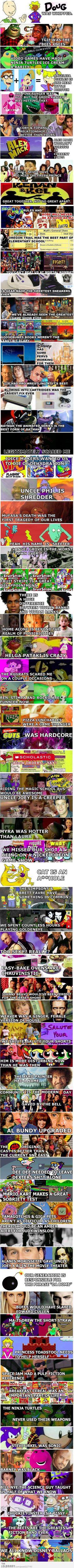 Only True 90s Kids Will Understand