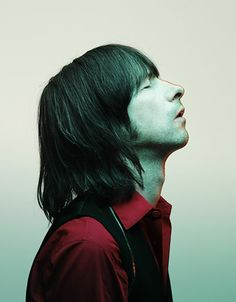 Bobby Gillespie shot for the front page of Shortlist by Nadav Kander. Retouched here at Digital Light Ltd. Rankin Photography, Color Photography, Lifestyle Photography, Portrait Photography, Portrait Studio, Portrait Poses, Portraits, Long Bob With Fringe, Comic Book Layout