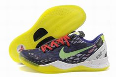 pretty nice 1d99b 1e44e Find Nike Zoom Kobe Viii Mens Purple Yellow For Sale online or in  Footlocker. Shop Top Brands and the latest styles Nike Zoom Kobe Viii Mens  Purple Yellow ...