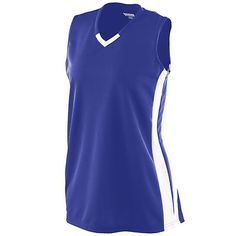 531f20f044f1f5 Details about Augusta Sportswear Women s Sleeveless Polyester Bottom Self  Fabric T-Shirt. 527