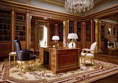 Luxury Interior Design, Interior Exterior, Interior Decorating, Corner Furniture, Furniture Design, Furniture Ideas, Creative Office, Law Office Decor, Luxury Office