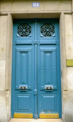 All sizes | Dusty Blue Door | Flickr - Photo Sharing!