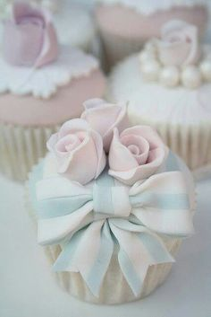 Cupcake - Wedding Decoration