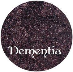 Dark Purple Mineral Eyeshadow 3 Gram Sifter by SpectrumCosmetic, $3.00