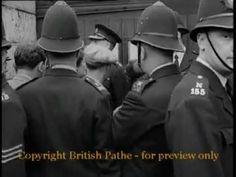 EXECUTION OF RUTH ELLIS - 18/07/1955 - YouTube