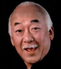 Pat Morita 1932-2005 Died at 73 at home in Las Vegas of natural causes. RIP
