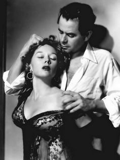 Gloria Grahame, Glenn Ford / publicity photo for Fritz Lang's Human Desire Hollywood Stars, Old Hollywood Movies, Golden Age Of Hollywood, Vintage Hollywood, Hollywood Glamour, Classic Hollywood, Hollywood Actresses, Jean Harlow, Rita Hayworth