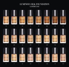 My Beauty Hoard: Sponsored Post: Giorgio Armani Luminous Silk Foundation No. 5 swatches and review Makeup Dupes, Makeup Cosmetics, Beauty Makeup, Makeup Goals, Armani Makeup, Armani Beauty, Makeup Boutique, Makeup List, Vestidos