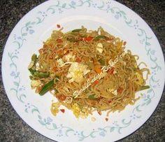 Egg Noodles | Simple Indian Recipes