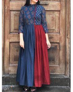 Shop from Indian Fashion Designer Drishti and Zahabia Pakistani Dresses, Indian Dresses, Indian Outfits, Kurti Patterns, Dress Patterns, Kurta Designs Women, Blouse Designs, Kurti Designs Party Wear, Lookbook