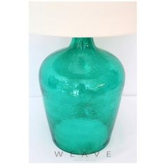 Stylish Home Decor for any place! Glass Lamp Base, Stylish Home Decor, Lamp Bases, Carafe, Light Colors, Sweet Home, Table Lamp, Lighting, Amazing
