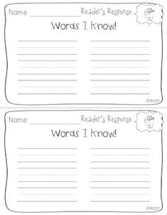 You searched for label/classroom ideas - Miss Kindergarten Early Finishers Kindergarten, Miss Kindergarten, Kindergarten Literacy, Guided Reading Activities, Word Work Activities, Teaching Reading, Reading Resources, Learning, I'm Done Jar