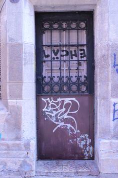 Barrio Concha y Toro. Santiago. Chile. Septiembre 2016