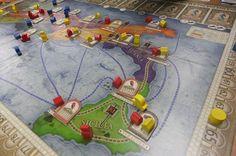 Concordia | Image | BoardGameGeek Board Games, Inspiration, Image, Biblical Inspiration, Tabletop Games, Inspirational, Inhalation, Table Games