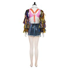 Birds of Prey (And the Fantabulous Emancipation of One Harley Quinn) Cheerleader Outfit Cosplay Costume Harley Quinn Cosplay, Joker And Harley Quinn, Cheerleading Outfits, Fabric Yarn, Black Canary, Birds Of Prey, New Outfits, Wonder Woman, Costumes