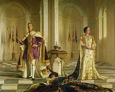 The coronation of George VI and his wife Elizabeth as king and queen of the British Empire and Commonwealth took place at Westminster Abbey, London, on 12 May 1937. King George ascended the throne upon the abdication of his brother, King Edward VIII, on 11 December 1936, three days before his 41st birthday. Edward's coronation had been planned for 12 May 1937 and it was decided to continue with his brother and sister-in-law's coronation on the same date.
