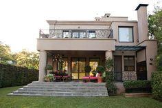 Una casa colorida y fresca   ESPACIO LIVING